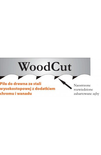 WoodCut 35x1,1X4800 ROH