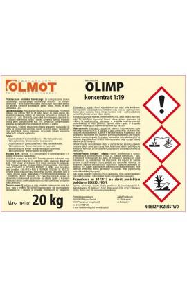 Impregnat OLIMP koncentrat  zielony