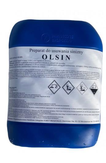 Preparat do usuwania sinizny OLSIN 25KG