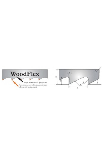 Wood Flex 34x1,1X4005 ROH