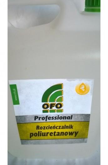 Rozcieńczalnik poliuretanowy OFO Professional